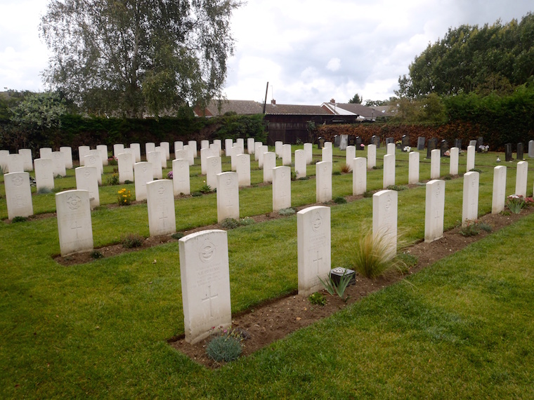 Cwgc Your Relatives Grave Explained