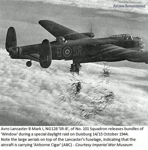 May The 4th Be With You Lancaster Sc: 16/17.06.1944 No. 101 Squadron Lancaster III LM474 SR-X2 P